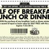 TooJay's Discount Coupon
