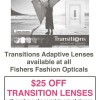 Fishers Fashion Optical Discount Coupon