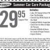 Goodyear Summer Car Care Discount Coupon