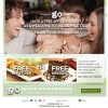 Olive Garden free appetizer or dessert coupon