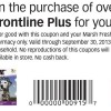 Marsh Pharmacy Frontline Plus coupon