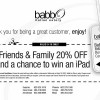 Babbo Italian Eatery Discount Coupon