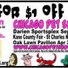 Chicago Pet Show Discount Coupon