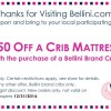 Bellini Crib Mattress Coupon