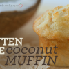 Souplantation Free Coconut Muffin