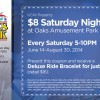 Oaks Amusement Park Coupon Portland Oregon 2014