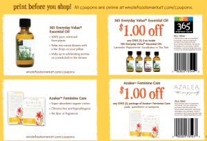 Whole Foods Organic Produce Printable Coupons Part 2