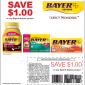 $1 OFF Bayer Aspirin Coupon at RiteAid