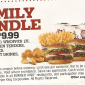 Burger King Printable Coupon Family Bundle for $9.99