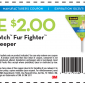 Scotch 3M Pet Hair Sweeper Save $2 Available at Target and Other Stores!