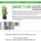 Save $1 Scotch Brite Scrubbing Pad Packs Printable Coupon