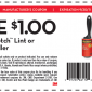 Scotch Lint or Pet Hair Roller Printable Coupon SAVE $1
