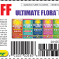 Ultimate Flora Probiotic $2 OFF Printable Coupon, Renew Life Company