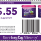 Viactiv Dietary Supplement save $.55 Printable Coupon