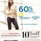 Banana Republic 10% Percent OFF Printable Coupon!