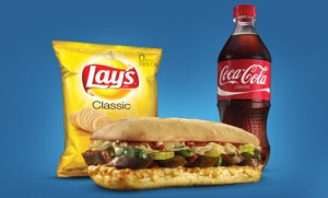 Domino's Sandwich Meal Deal of The Week! Coupon Code Necessary!