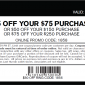 Express Printable Coupon Save $25 or More!