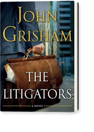 Barnes and Noble 30% Percent OFF John Grisham's The Litigators