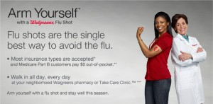 walgreens flu shot flyer