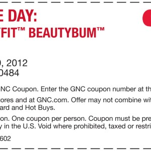 picture regarding Gnc Coupons in Store Printable identified as Gnc coupon printable june : Coupon code for hdfc credit history card