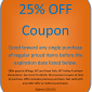 Ashley Home and Furniture 25% OFF Printable Coupon