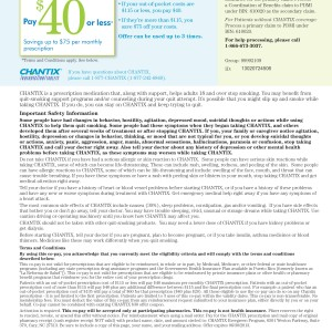 chantix printable coupon 2012
