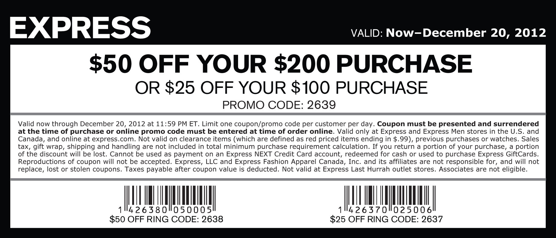 Xdp coupon code
