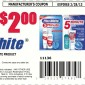 Plus White Save $2.00 Teeth Cleaning Products