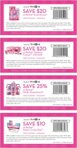 Toys R Us Barbie Toys 4 Coupons