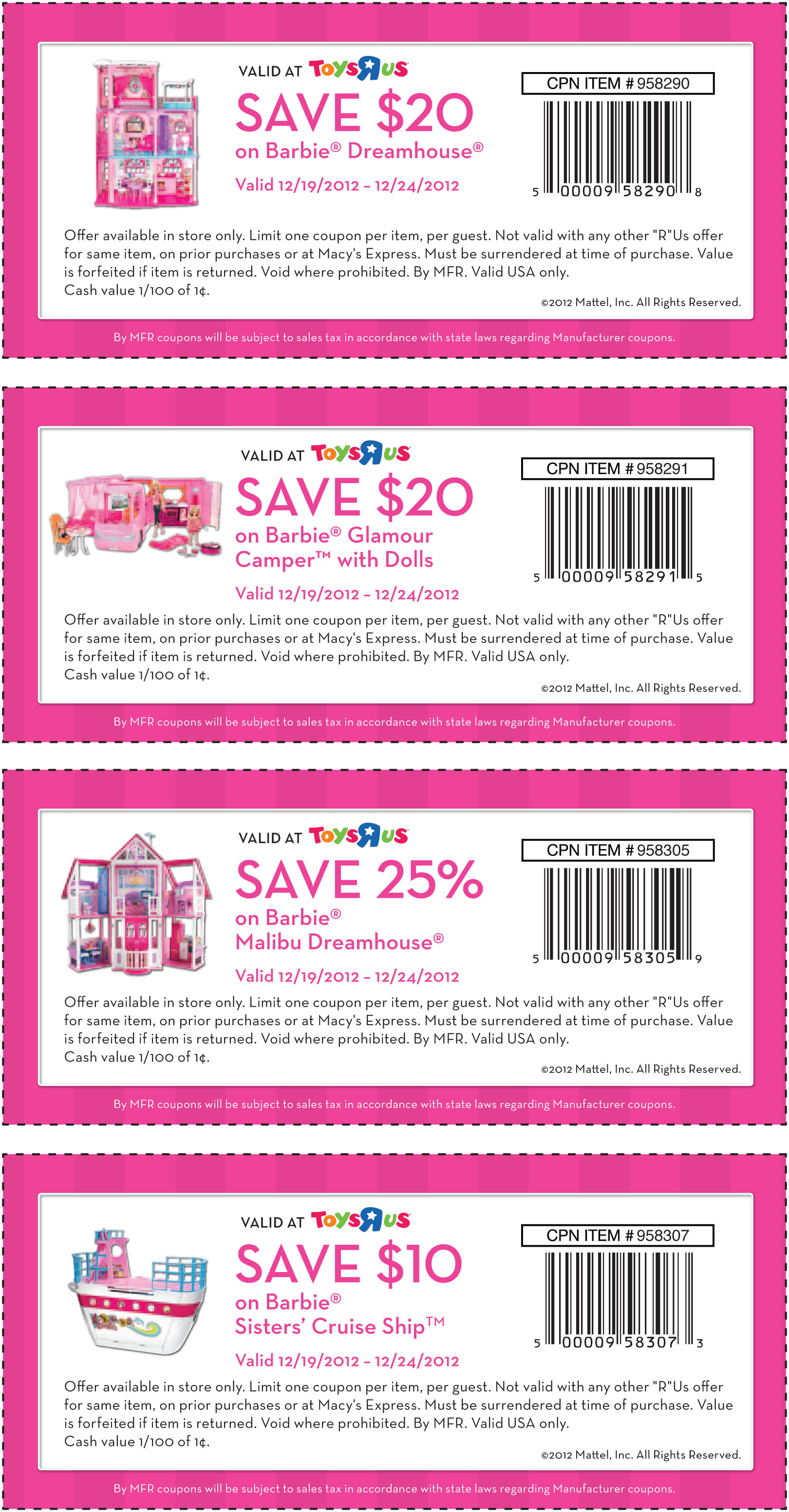 Toys r us online coupon 20 off