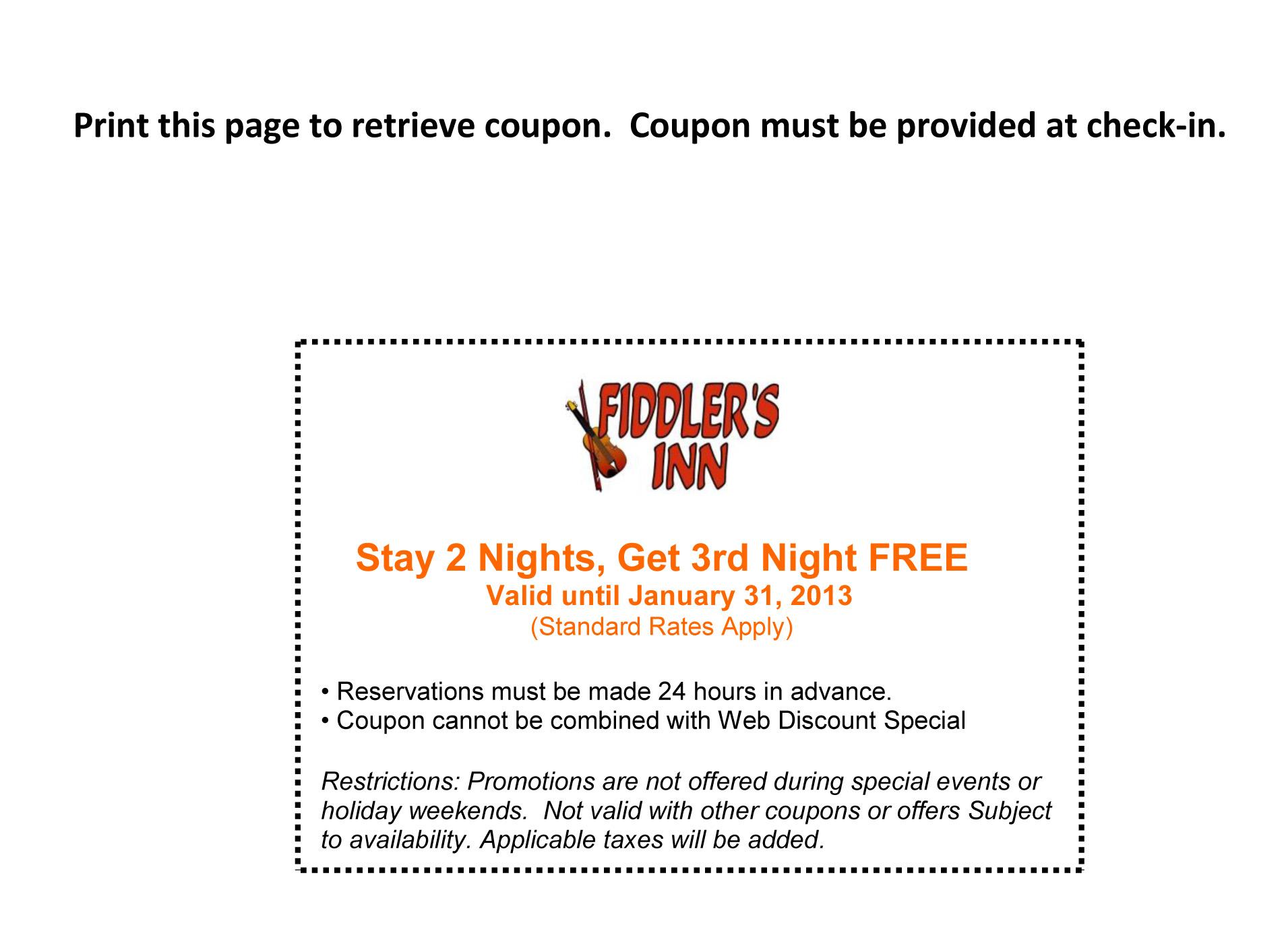 Nashville tn coupons printable