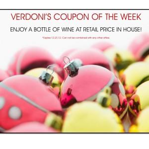 verdonis printable coupon free wine bottle