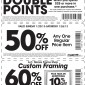 AC MOORE Coupons List 60% Percent off