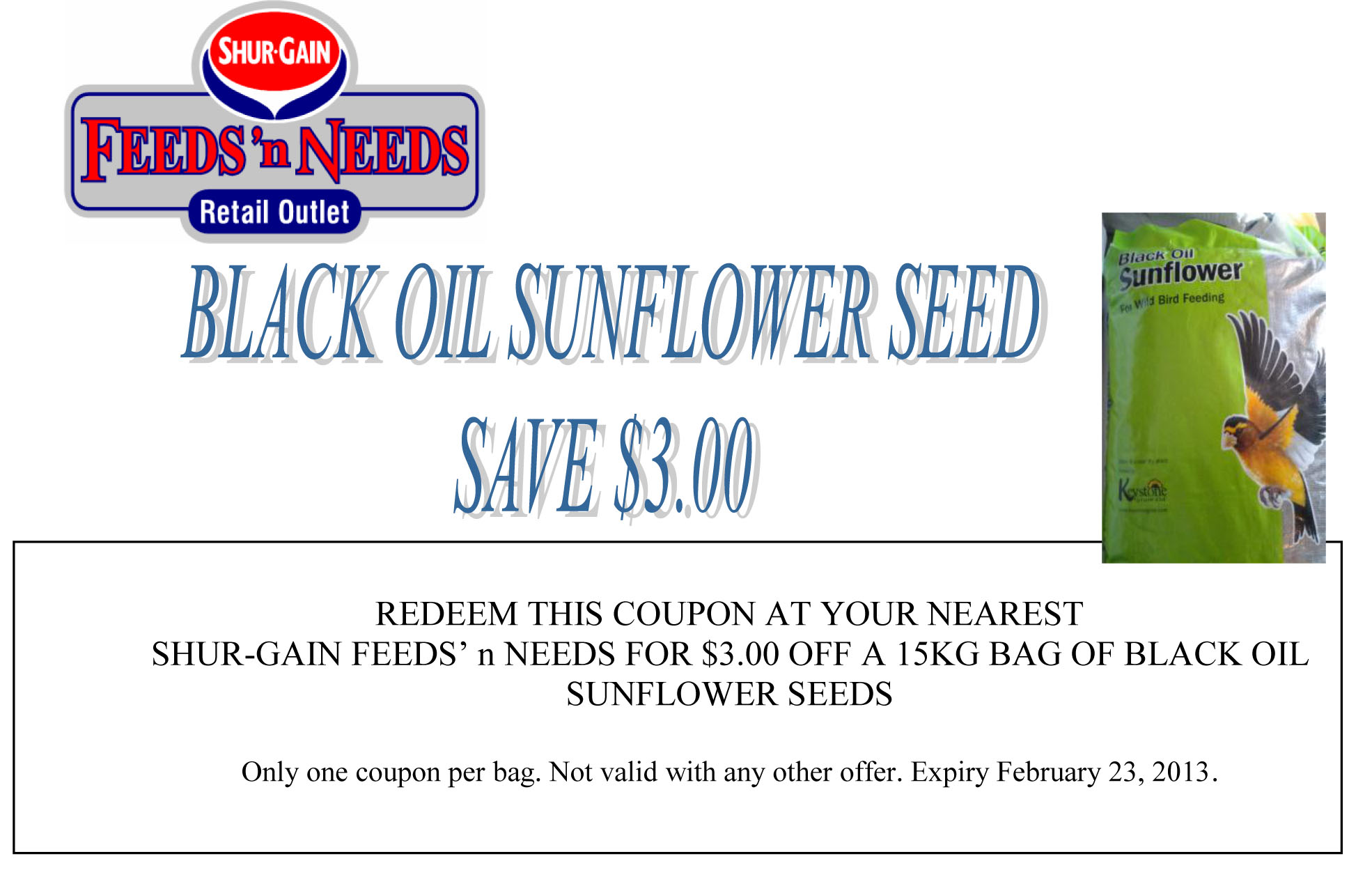 Hancock seed discount coupon