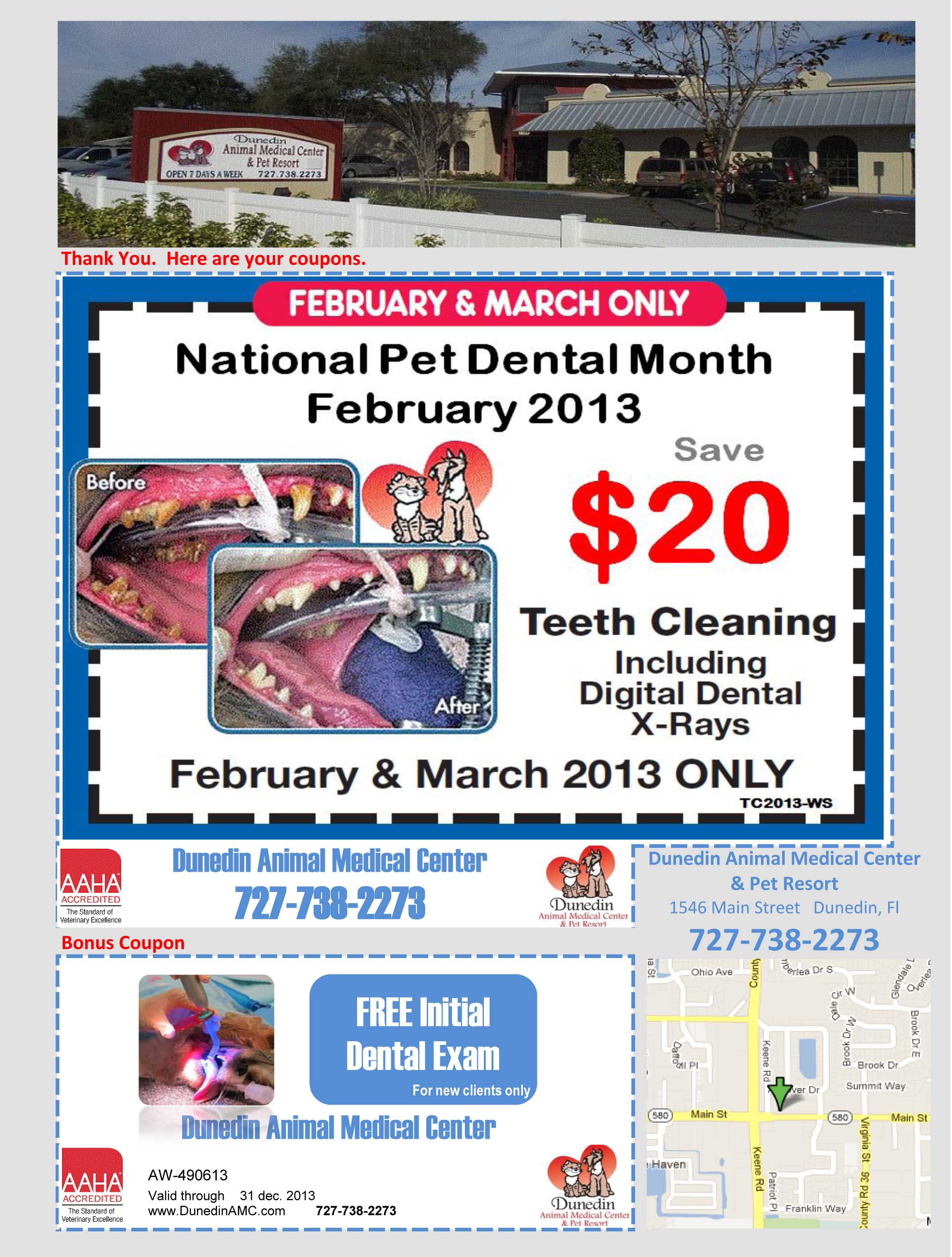 Teeth cleaning coupon tulsa