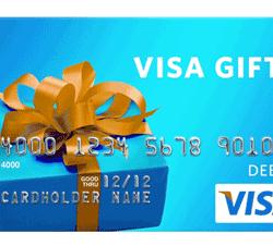 FREE $15 Visa Card Giveaway!