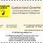 Cumberland Caverns Coupon