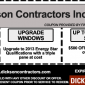 Dickson Contractors Coupon Set