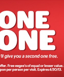 Eegees Coupon