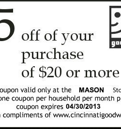Goodwill Store Coupon