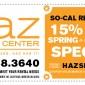 Haz Rental Center Coupon