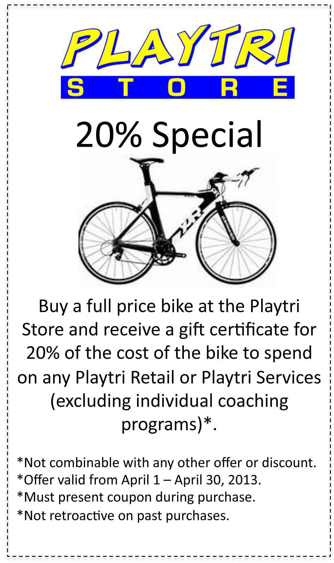 Giant bike discount coupons