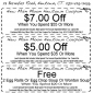 New Main Moon Newtown Coupon List