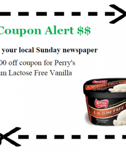 Perrys Ice Cream Coupon