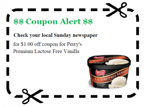 Perrys Ice Cream Coupon Akron New York