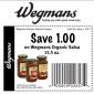 Wegmans Organic Salsa Coupon