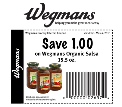 graphic regarding Wegmans Printable Coupon identify Wegmans discount coupons august 2018 : Ninja cafe nyc discount codes