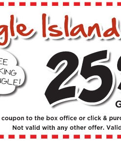 Jungle island discount coupon