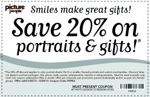 Picture People Coupon 2013