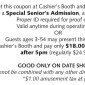 Kennywood Amusement Park Discount Coupon